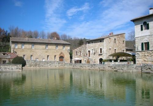 Bagno Vignoni - Week-end de charme en Toscane
