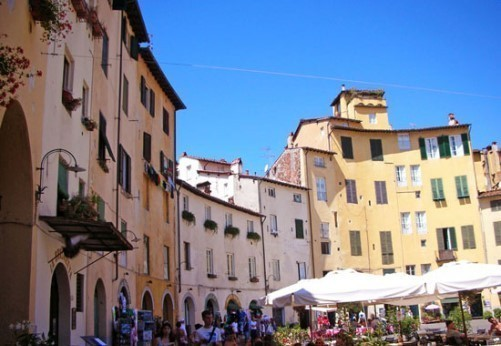 What to do in Lucca in a week-end