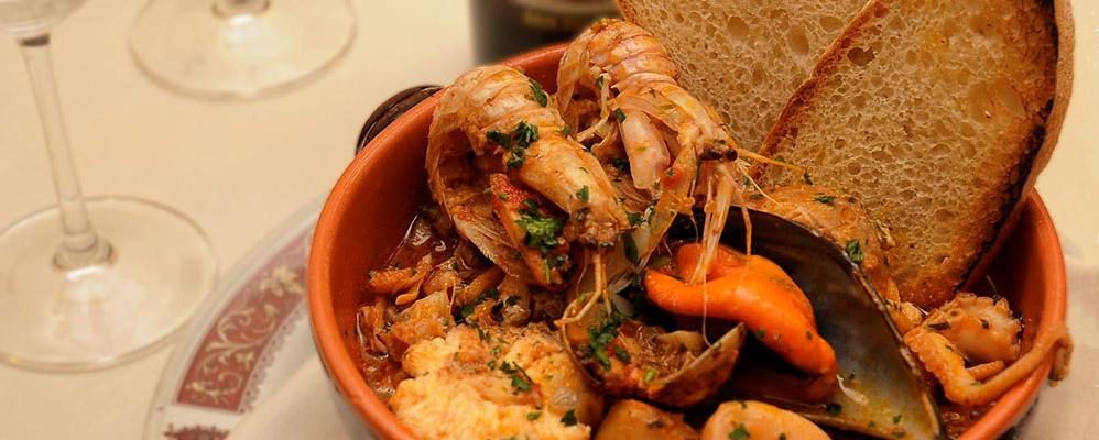 Toskanische Rezepte und Weine