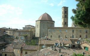 Volterra, Toscane - Anciens villages de la Toscane